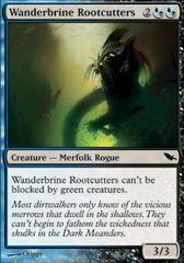 Wanderbrine Rootcutters - Foil