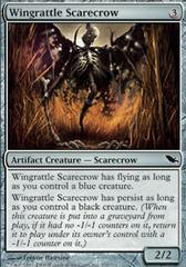 Wingrattle Scarecrow - Foil