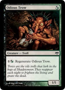 Odious Trow - Foil