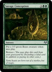 Savage Conception - Foil