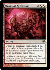 Waves of Aggression - Foil