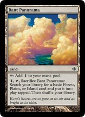 Bant Panorama - Foil on Channel Fireball
