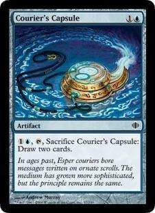 Couriers Capsule - Foil