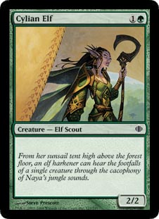 Cylian Elf - Foil