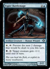 Esper Battlemage - Foil on Channel Fireball