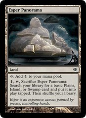 Esper Panorama - Foil on Channel Fireball