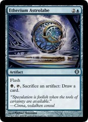 Etherium Astrolabe - Foil on Channel Fireball