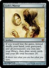 Lich's Mirror - Foil