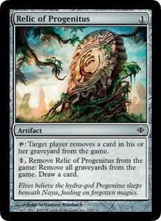 Relic of Progenitus - Foil