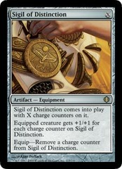Sigil of Distinction - Foil