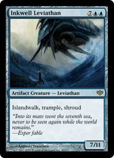 Inkwell Leviathan - Foil