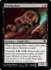 Rotting Rats - Foil