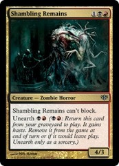 Shambling Remains - Foil