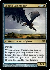 Sphinx Summoner - Foil