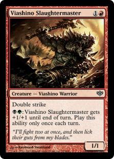 Viashino Slaughtermaster - Foil
