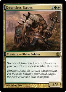 Dauntless Escort - Foil