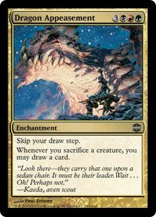 Dragon Appeasement - Foil