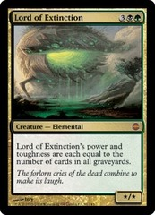 Lord of Extinction - Foil