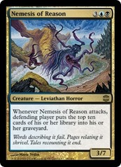 Nemesis of Reason - Foil