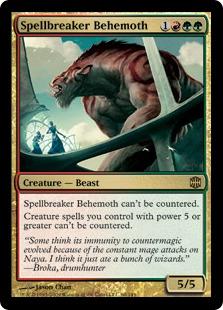 Spellbreaker Behemoth - Foil