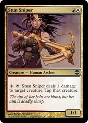 Stun Sniper - Foil
