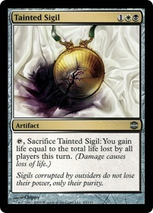 1 FOIL Thopter Foundry Gold Alara Reborn Mtg Magic Uncommon 1x x1