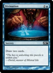 Divination - Foil on Channel Fireball