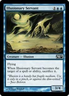 Illusionary Servant - Foil
