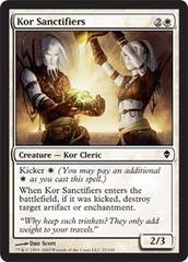 Kor Sanctifiers - Foil