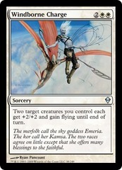 Windborne Charge - Foil