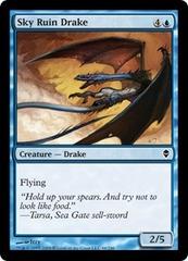 Sky Ruin Drake - Foil