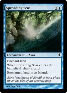 Spreading Seas - Foil