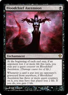 Bloodchief Ascension - Foil