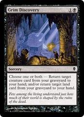 Grim Discovery - Foil