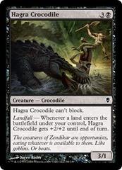 Hagra Crocodile - Foil