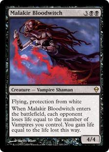 Malakir Bloodwitch - Foil