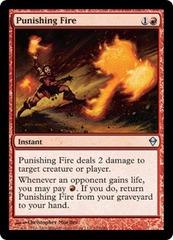 Punishing Fire - Foil