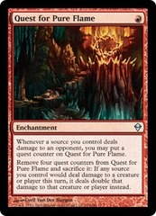 Quest for Pure Flame - Foil