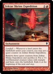 Zektar Shrine Expedition - Foil