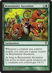 Beastmaster Ascension - Foil on Channel Fireball
