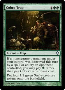 Cobra Trap - Foil