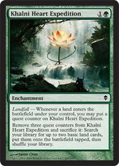 Khalni Heart Expedition - Foil