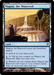 Magosi, the Waterveil - Foil