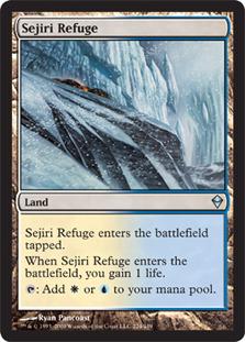 Sejiri Refuge - Foil