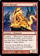 Cosi's Ravager - Foil on Channel Fireball