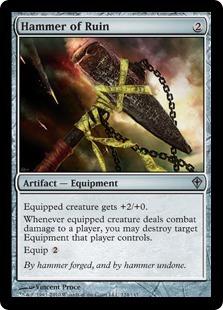 Hammer of Ruin - Foil