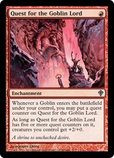 Quest for the Goblin Lord - Foil