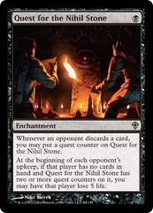 Quest for the Nihil Stone - Foil