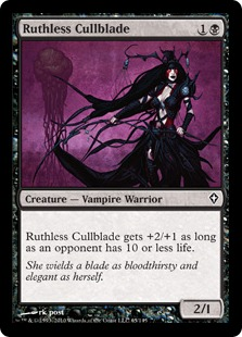 Ruthless Cullblade - Foil