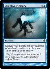 Selective Memory - Foil